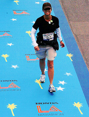 My First Marathon 2012